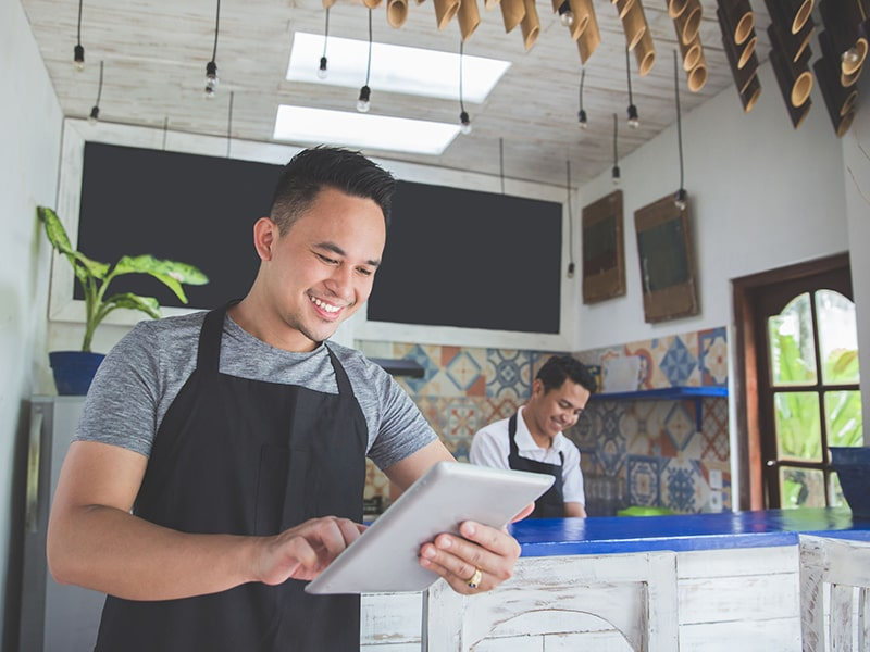 Small Businesses to Go Online